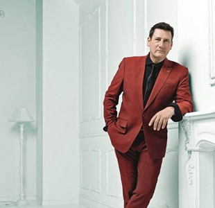 Interview: Tony Hadley on his Christmas show at the Spiegeltent