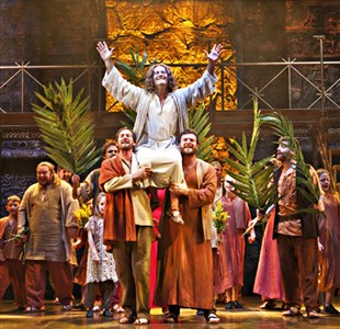 Dinner & a show: Jesus Christ Superstar, Bristol Hippodrome