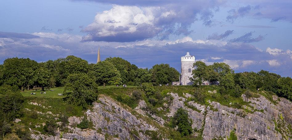 Clifton Observatory - Image Jamie Brightmore
