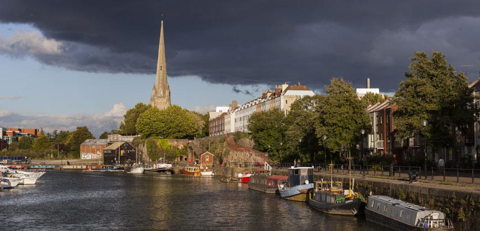 St Mary Redcliffe Church in Bristol - Image Michael Fouracre