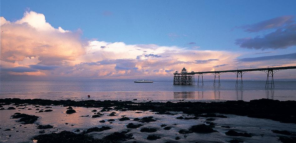 Clevedon Pier North Somerset - Image North Somerset Council
