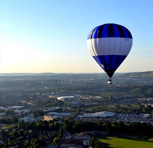 Getting to the Bristol International Balloon Fiesta - a Mini Guide