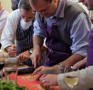 Competition to win a private Tapas cookery class for two with Omar Allibhoy