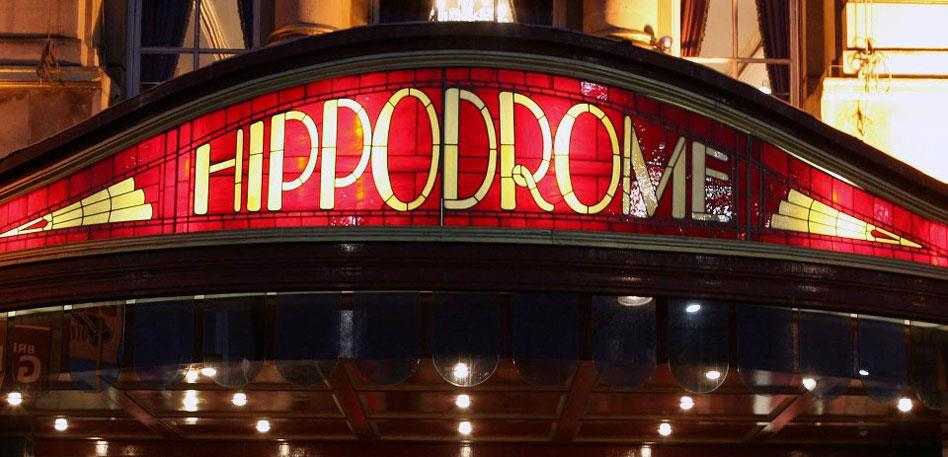 Grab a bite to eat before a show at The Bristol Hippodrome