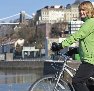 Bristol by bike