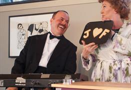 Fanny & Johnnie Cradock Cook the Great American Songbook at Bristol Harbour Hotel