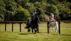 Cavalry of Heroes at Berkeley Castle