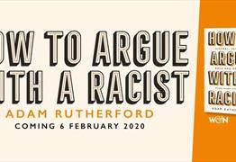 Winter Lecture: How to argue with a racist at University of Bristol
