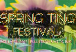 Spring Ting Festival 2017 at The Full Moon & Attic Bar
