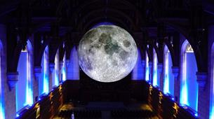 Museum of the Moon at University of Bristol