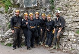Cheddar Gorge & Caves Team Building