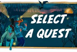 Select A Quest by Pins and Needles Productions