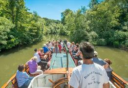 Sunday Drinks at Beese's Bar and Garden with Bristol Packet Boat Trips