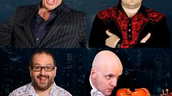 The All-Star Stand-Up Tour 2017 at Redgrave Theatre