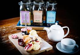 Afternoon Tea at The Avon Gorge Hotel by Hotel du Vin