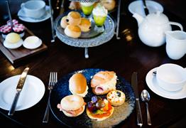 Afternoon Tea at Hotel du Vin & Bistro