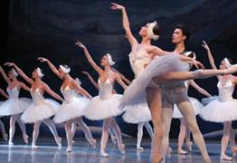Swan Lake at Bristol Hippodrome