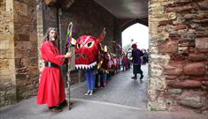 Easter Eggstravaganza at Berkeley Castle
