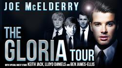 Joe McElderry, Gloria Tour at Bristol Hippodrome