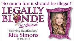 Legally Blonde at Bristol Hippodrome