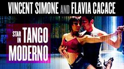 Vincent Simone & Flavia Cacace in Tango Moderno at Bristol Hippodrome