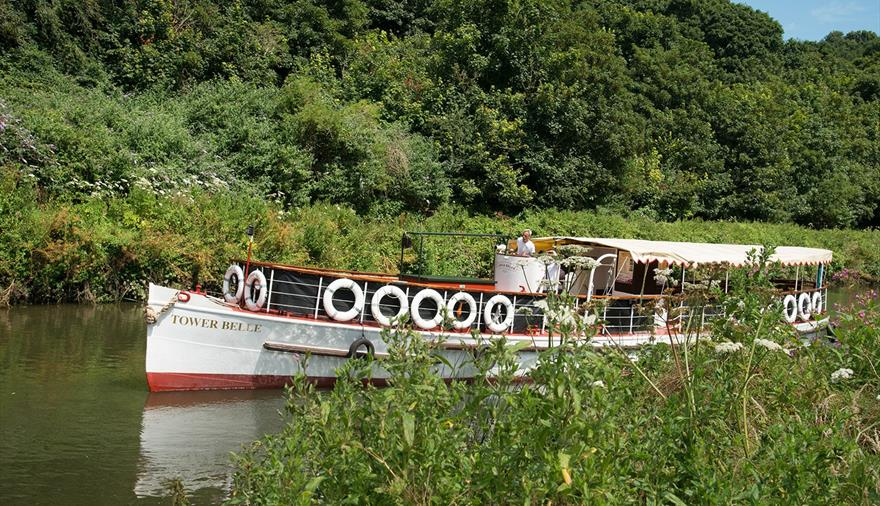 Riverside Pub Lunch Cruise with Bristol Packet Boat Trips