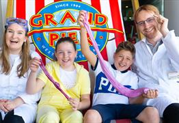 Spectacular Science and Slime Workshop at The Grand Pier