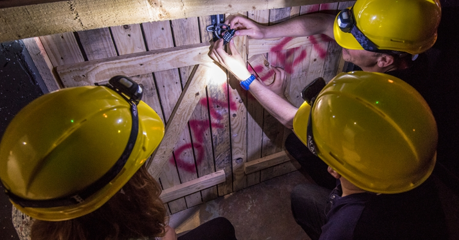 Escape rooms at cheddar gorge caves visit bristol - Cheddar gorge hotels with swimming pools ...