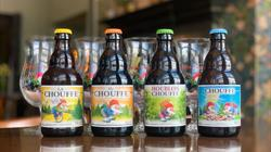 Beer & Food Pairing with Brasserie D'achouffe at The Strawberry Thief
