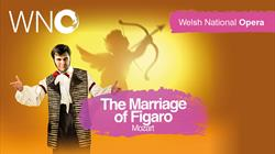 Welsh National Opera - The Marriage of Figaro at Bristol Hippodrome