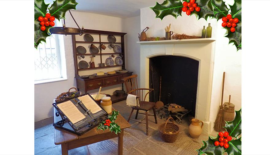 A Georgian Christmas at Charles Wesley's House