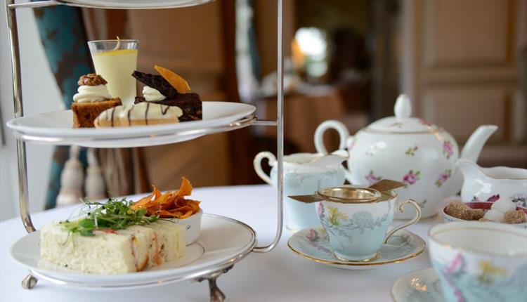 Afternoon Tea at Ston Easton Park