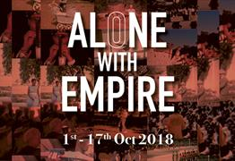Alone with the Empire at Vestibules Art Space