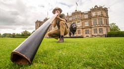 An Australian Summer at Longleat