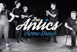 The Antics Home Show by Bristol Improv Theatre