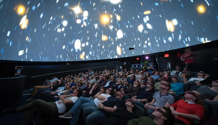Spring Stargazing (3D) at We the Curious