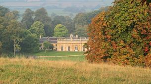 Autumn at Dyrham Park by Beth Weston
