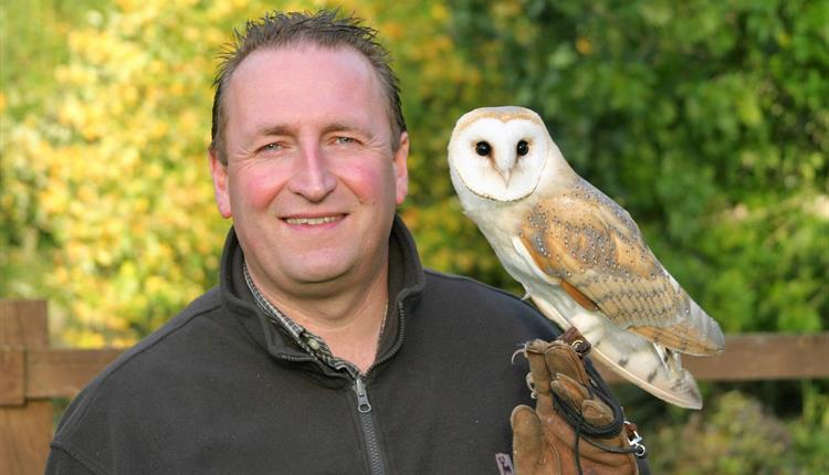 Awesome Owls (children's event for ages 8 – 12) at Bristol Zoo Gardens and on the Downs