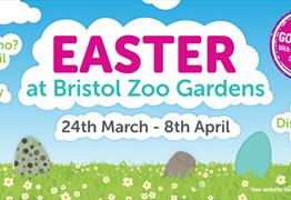Easter at Bristol Zoo Gardens