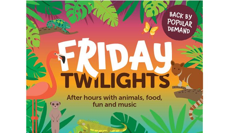 Friday Twilights at Bristol Zoo Gardens