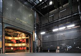 Theatre tours at Bristol Old Vic