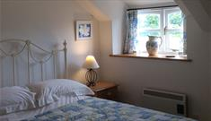 Woodbarn Farm Cottages bedroom