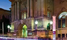 Museums at Night: Trying it on at Bristol Museum & Art Gallery