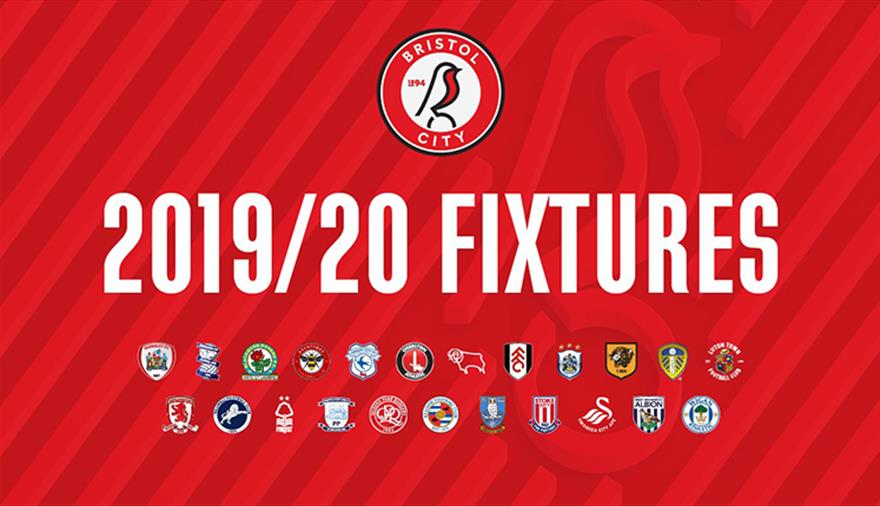 Bristol City Football Fixtures