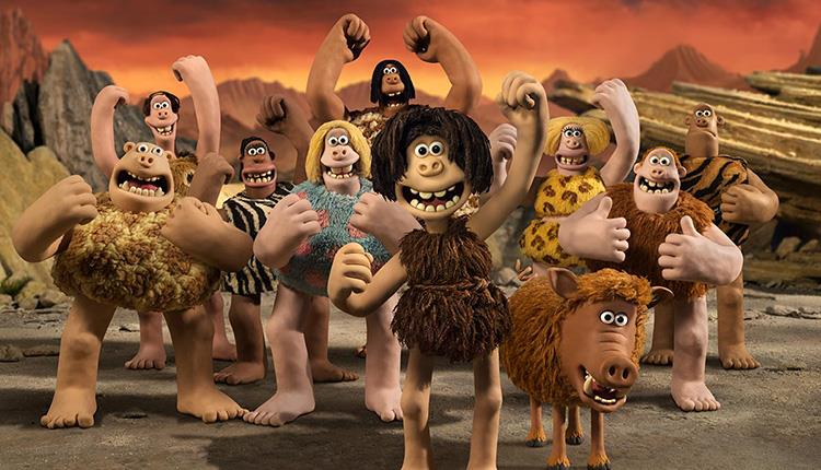 Bristol Film Festival Early Man at Bristol Museum & Art Gallery