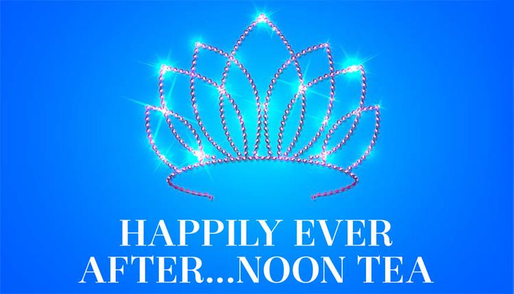 Happily ever after... noon tea at Bristol Harbour Hotel