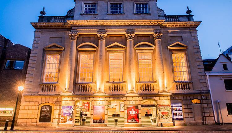 Bristol old vic theatre visit bristol for Classic house bristol