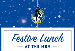 Festive Lunch at the Mem