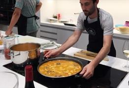 Spanish Paella Cookery Class at Cooking It!
