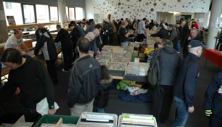 Record and CD Fair at Colston Hall